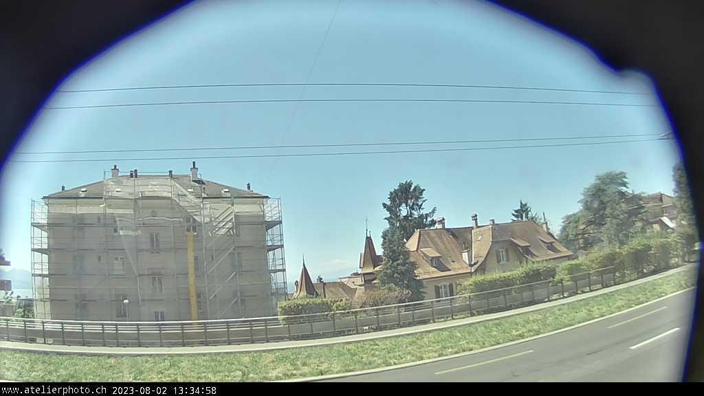 Lausanne rue de Bourg